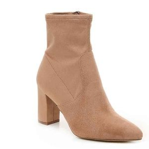 Steve Madden EDRIL booties new with tags